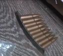 Задержанный за спайс житель Плеханово незаконно хранил дома боеприпасы
