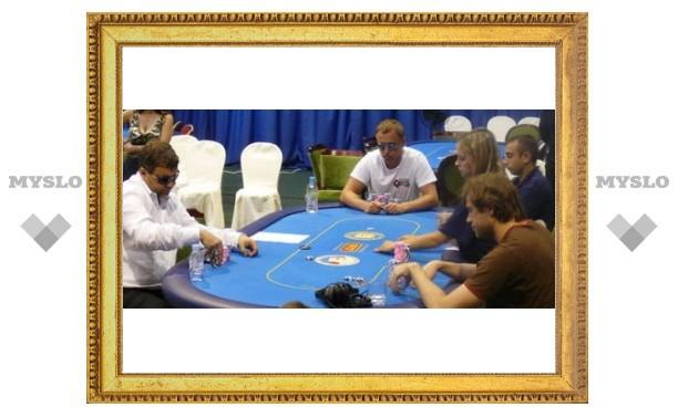 Тулякам запретят играть в покер