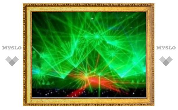 Тулякам в День Победы покажут лазерное шоу