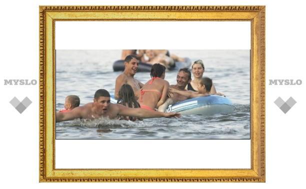 На каких пляжах Тулы можно купаться