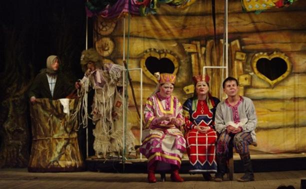Тульский ТЮЗ открыл новый театральный сезон
