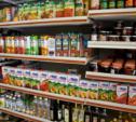В Россию запрещен ввоз украинских соков и детского питания