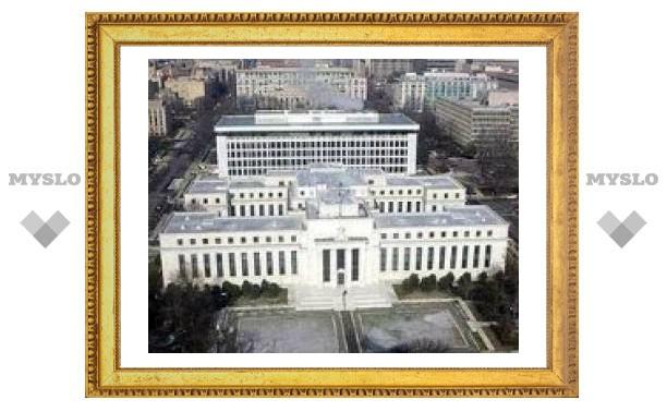 ФРС снизила базовую ставку до 1 процента