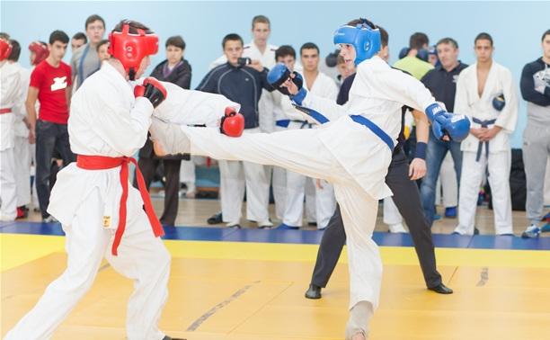 Тульские ребята стали призерами турнира по рукопашному бою