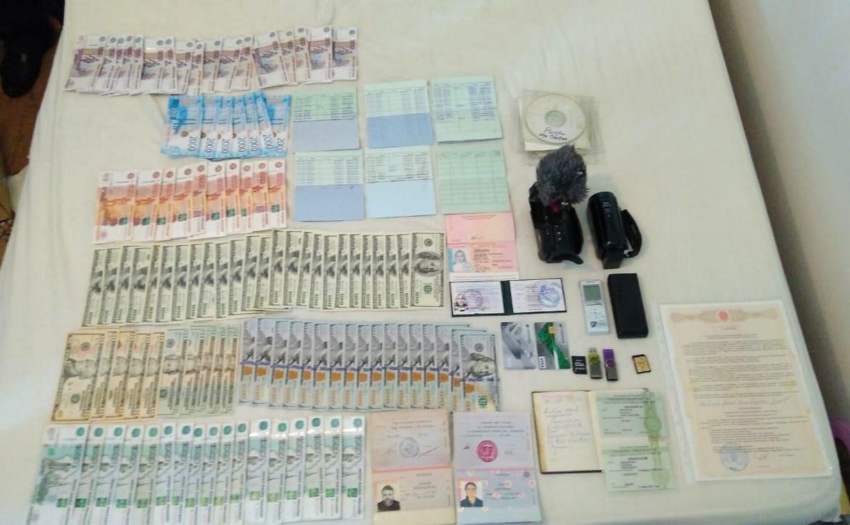 В Тульской области задержали группировку экстремистов