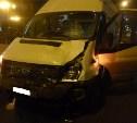 На ул. Болдина водитель автолайна сбил пешехода