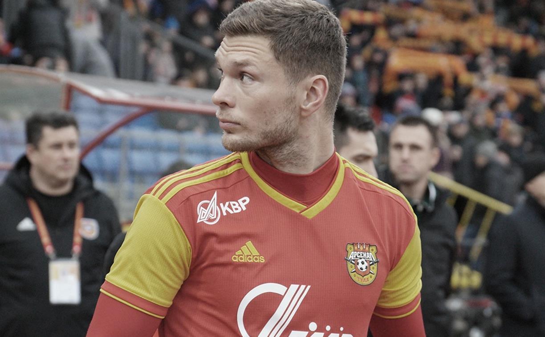 Защитник тульского «Арсенала» переходит в «Тамбов»