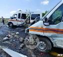 Авария с колонной МЧС в Тульской области: возбуждено уголовное дело