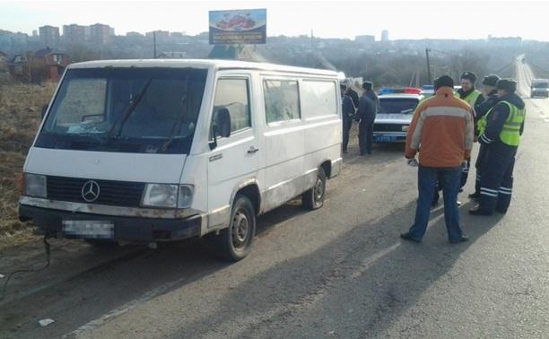 Полицейские ДПС стреляли по колесам, чтобы поймать нарушителя