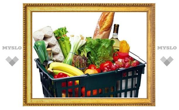 За корзину продуктов из «Магнита» житель Тульской области заплатит 12 тысяч рублей