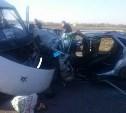 В серьезной аварии в Новомосковске погиб мужчина