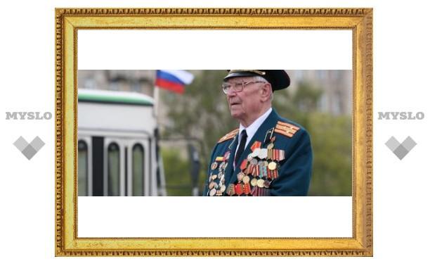 У ветерана украли ордена и икону
