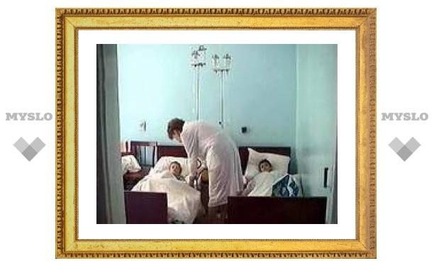 В Туле переполнены детские инфекционки?