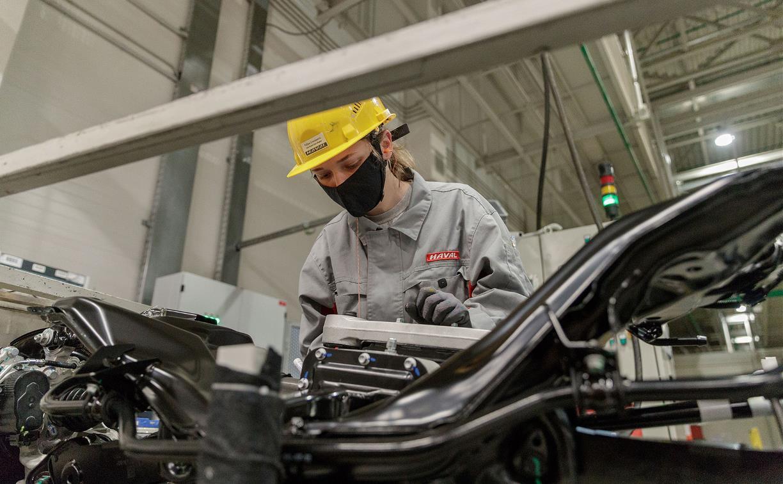 Тульская область на пятом месте в России по индексу промышленного производства