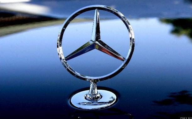 Житель Суворовского района чуть не лишился своего Mersedes Benz из-за долга