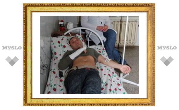 Два жителя Тульской области пытались покончить с собой