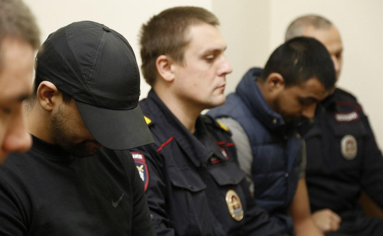 Сегодня огласят приговор троим мужчинам, обвиняемым в убийстве ветерана