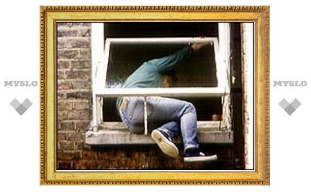 Киреевские налетчики ворвались в квартиру через форточку