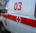 В Заокском районе школьный микроавтобус съехал в кювет, пострадал один ребенок