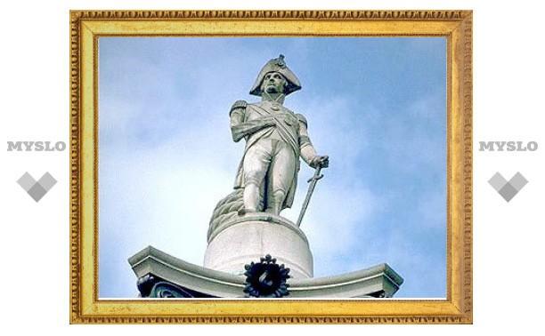 В Средиземном море нашли шпагу адмирала Нельсона