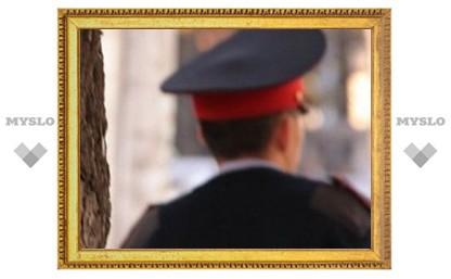 В Туле задержан псевдополицейский