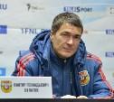 Болельщики отдали Булатову третье место в рейтинге тренеров ФНЛ за октябрь