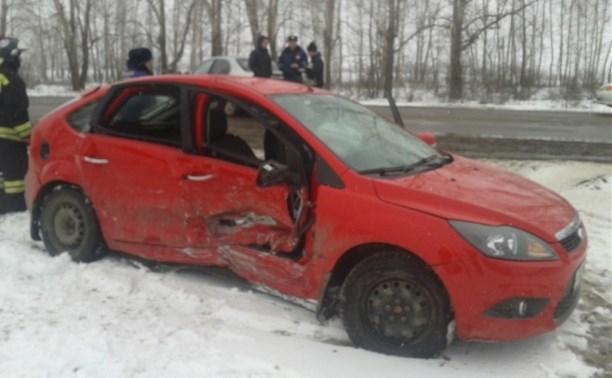 В Кимовске в результате ДТП пострадали две пенсионерки