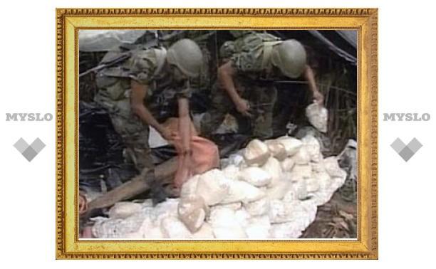 """У """"колумбийских большевиков"""" изъяли 1,5 тонны кокаина"""