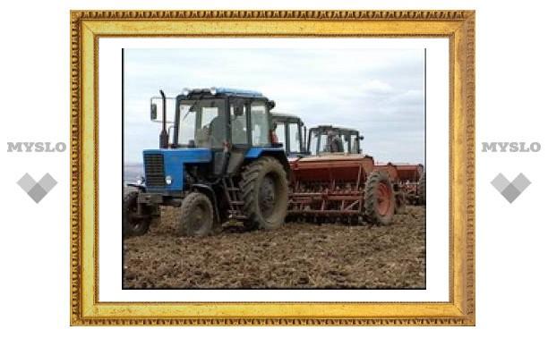 Тульские власти обещают поднять сельское хозяйство