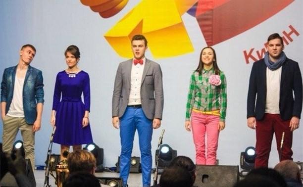 «Сборная Тульской области» вышла в 1/4 первой Лиги КВН
