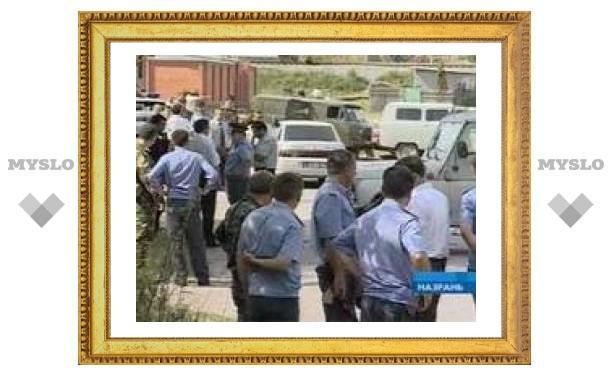 Осетинских милиционеров отпустили из МВД Ингушетии