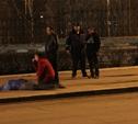 В Туле микроавтобус насмерть сбил пешехода