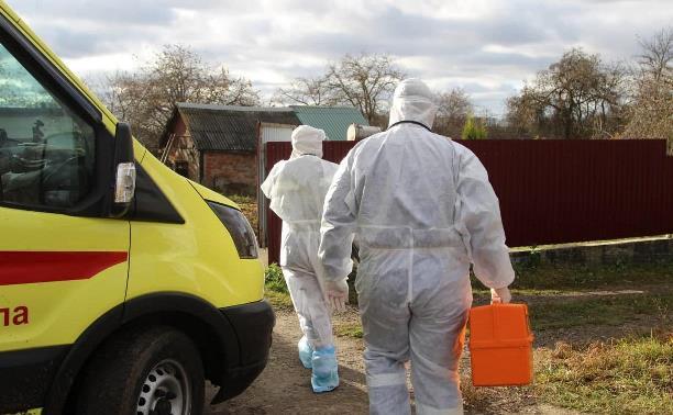 Идем на рост: в Тульской области за сутки 167 случаев коронавируса и 15 смертей