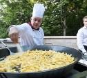 Для празднования Дня города закупили 500 кг картошки