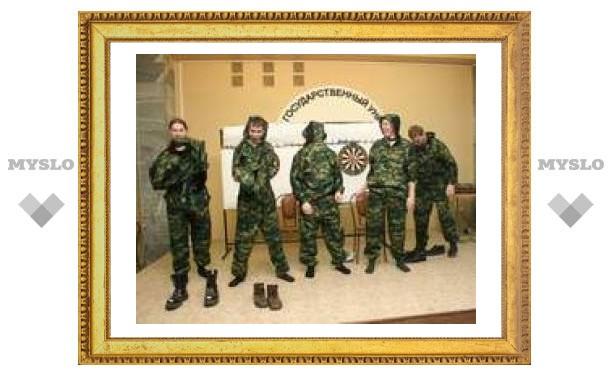 В Тульском университете студенты показали стриптиз