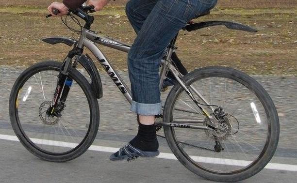 За кражу велосипеда рецидивист отправится в колонию строгого режима