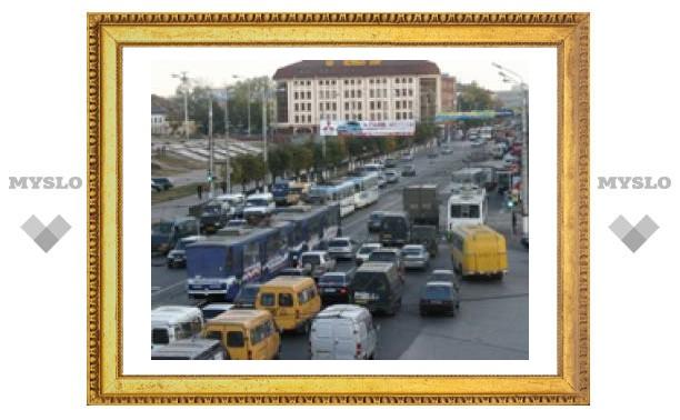 С субботы трамваи по ул. Советской ходить не будут
