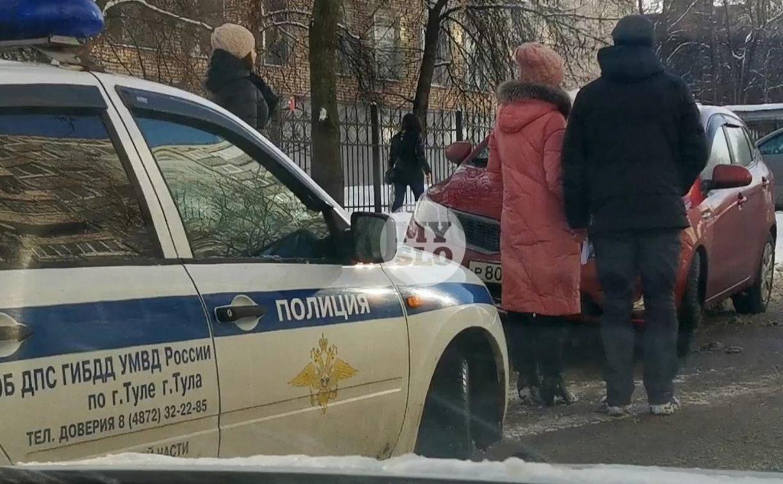 В Туле на ул. Революции Kia сбил 9-летнего мальчика