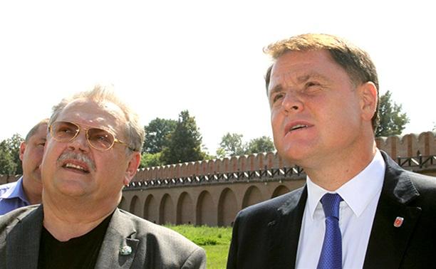 Владимир Груздев: «У Тульского кремля должно быть сердце»