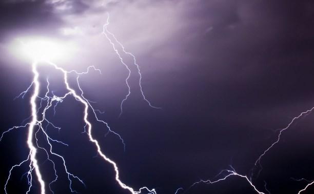Вечером 11 августа в Тульской области местами ожидается гроза