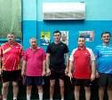 Тульские спортсмены выступили на соревнованиях по настольному теннису в Белгороде