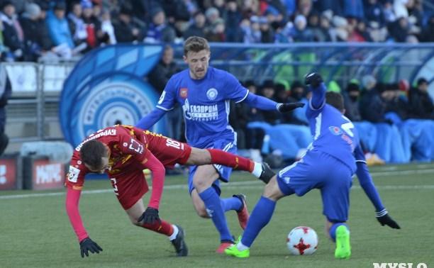 Аналитика: «Арсенал» проиграл в Оренбурге, едва только вышел на поле