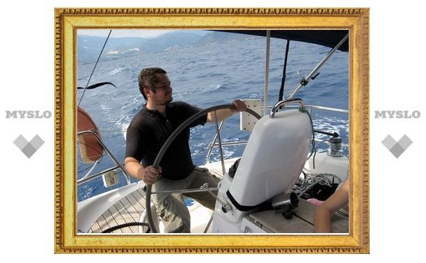 Яхта семьи туляков потерпела крушение на Кипре