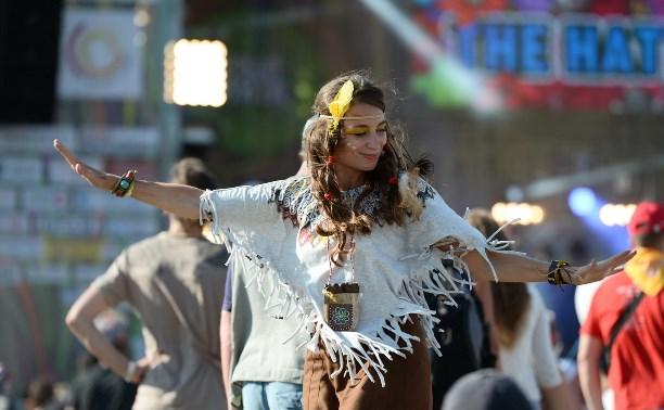 Второй день «Дикой Мяты»-2016: Танцы и музыка в режиме нон-стоп
