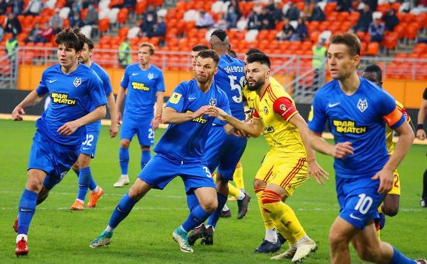 «Тамбов» — «Арсенал»: впервые в этом сезоне туляки не проиграли на чужом поле