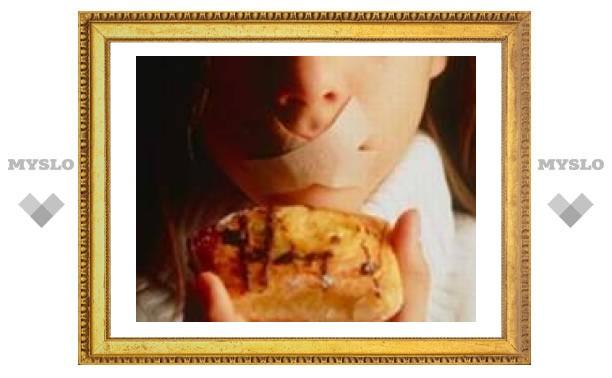 При анорексии пища теряет вкус