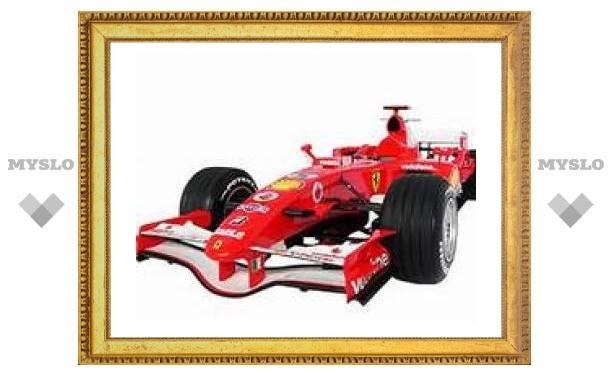 Китайцы начали продажу болида Ferrari стоимостью 24 тыс. долларов