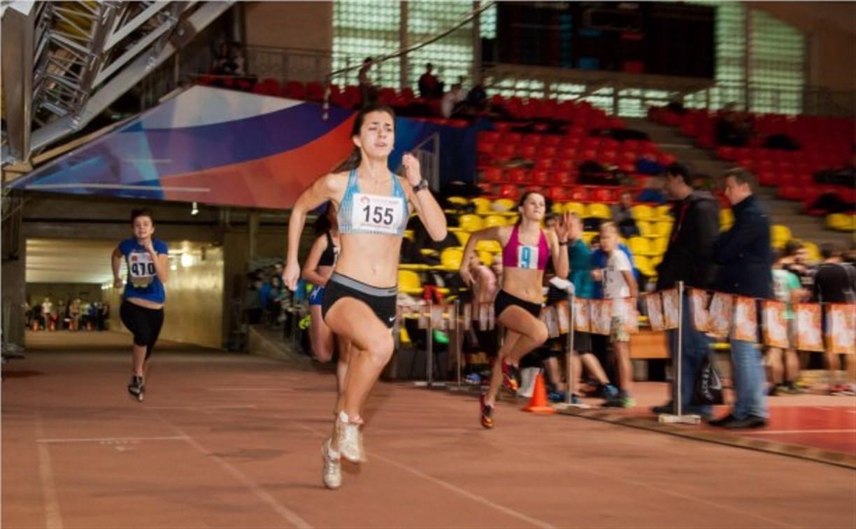 Тульские легкоатлеты определили лучших на шести дистанциях