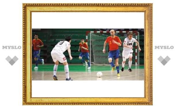 Тульские приставы лучшие в мини-футболе