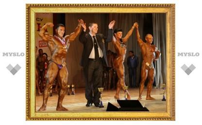На Чемпионате Европы по культуризму и фитнесу в Туле определили лучших